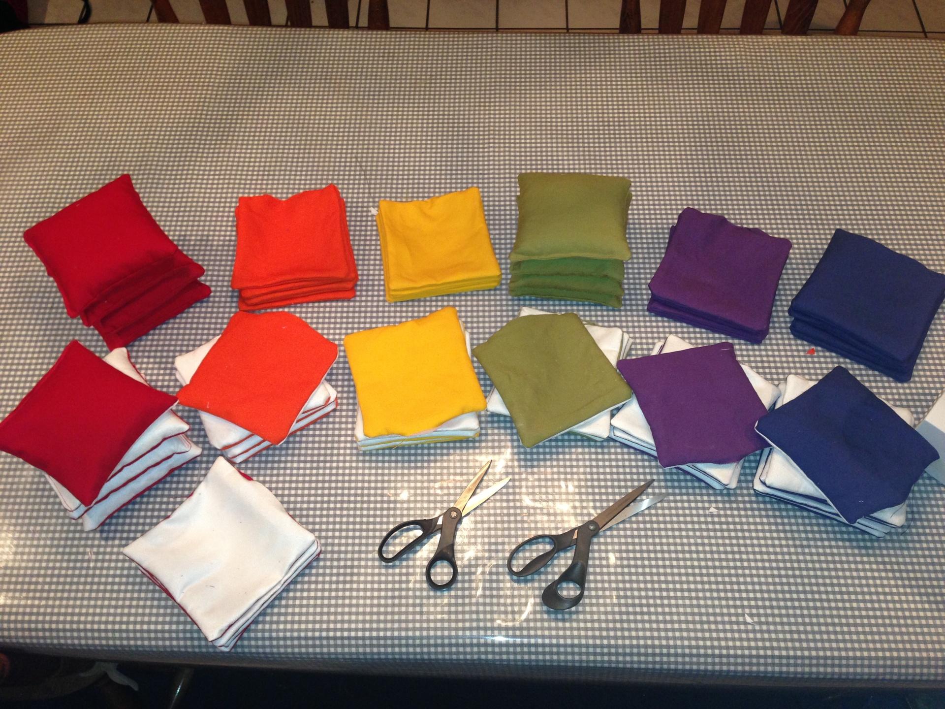 Tailor Made Cornhole Bags